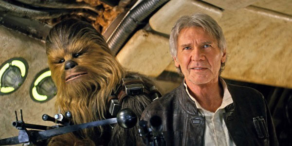 The greatest partnerships since Han & Chewy